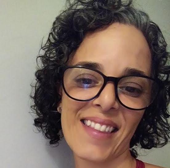 Foto do rosto de Ana Tereza Brandão